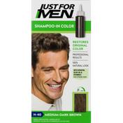 Just For Men Shampoo-In Color, Medium-Dark Brown H-40