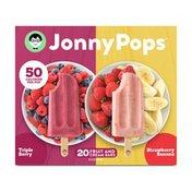 JonnyPops Smart Snack Variety Pack
