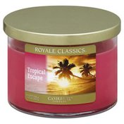 Candle Lite Candle, Tropical Escape