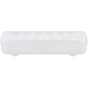 Smart Living Pencil Box, Translucent