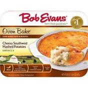 Bob Evans Cheesy Southwest Mashed Potatoes