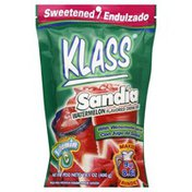Klass Flavored Drink Mix, Sweetened, Watermelon