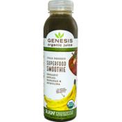 Genesis Organic Juice Superfood Smoothie