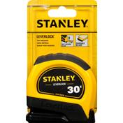 Stanley Tape Measure, 30 Foot