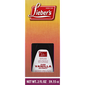 Lieber's Vanilla Extract, Pure