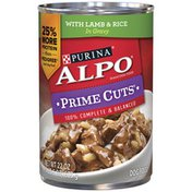 Purina Prime Cuts With Lamb & Rice Adult Wet Dog Food