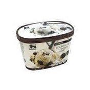 Food Lion Cookies & Cream Vanilla Ice Cream