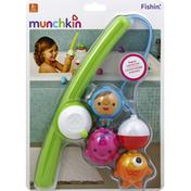 Munchkin Bath Toy, Fishin