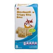 SB Marshmallow Crispy Rice Bars - 8 CT