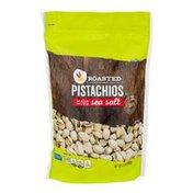 SB Roasted Pistachios made with Sea Salt