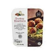 Park Street Deli Turkey Meatballs
