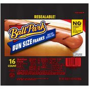 Ball Park Classic Hot Dogs Family Pack