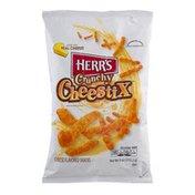 Herr's Crunchy Cheestix Cheese Flavored Snacks