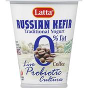 Latta Kefir, Russian, Coffee