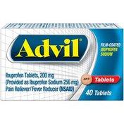 Advil Ibuprofen 200mg Coated Tablets, Ibuprofen 200mg Coated Tablets