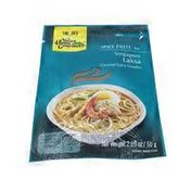 Asian Home Gourmet Spice Paste For Singapore Laksa, Coconut Curry Noodles, Mild