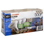 SYLVANIA Light Bulbs, BR30 Flood, 65 W