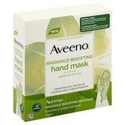 Aveeno® Hand Mask, Radiance Boosting