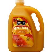 Langers Mango Nectar, with Alphonso Mangos