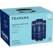 Teavana Caffeine-Free Pineapple Berry Blue Herbal Tea