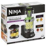 Ninja Processor, Precision