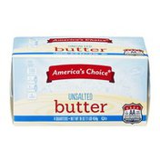 America's Choice Unsalted Butter - 4 CT