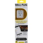 True Tech Wall Plug, Smart-WIFI Enabled