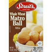 Streit's Matzo Ball Mix, Whole Wheat