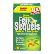 Ferro-Sequels High Potency Iron Supplement - 100 CT