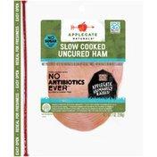 Applegate Naturals Uncured Slow Cooked Ham 7 oz