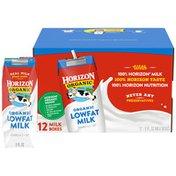Horizon Organic Lowfat Milk