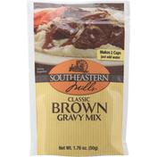 Southeastern Mills Gravy Mix, Classic Brown