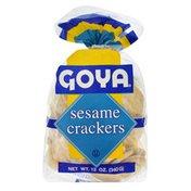 Goya Sesame Crackers