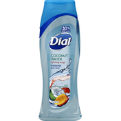 Dial Body Wash, Hydrating, Coconut Water, Refreshing Mango