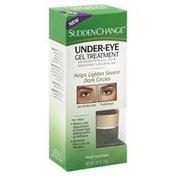 Sudden Change Under-Eye Gel Treatment, Severe Dark Circles, Box
