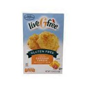 liveGfree Cheddar Cheese Biscuit Mix