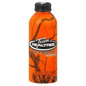 Team Realtree Foods Beverage, Outdoor Energy, Blaze Orange