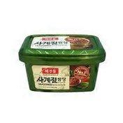 CJ Sagae Ssamjang Haechandle Seasoned Soybean Paste