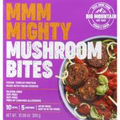 Big Mountain Foods Mushroom Bites, Mmm Mighty