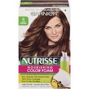 Nutrisse® 6 Light Brown Nourishing Color Foam
