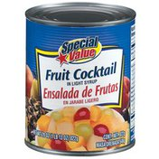 Special Value in Light Syrup Fruit Cocktail