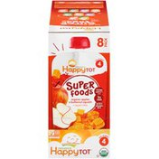 Happy Tot Organic Superfoods Apples & Butternut Squash Stage 4 Baby Food