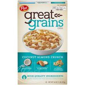 Post Coconut Almond Crunch Cereal