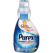 Purex Liquid Detergents Power Shot Mountain Breeze Liquid Laundry Detergent