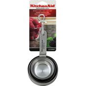 KitchenAid Measuring Cups, Gourmet, Set of 4