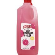 Zeigler's Small Batch Pink Lemonade Cooler