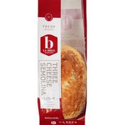 La Brea Bakery Loaf, Three Cheese Semolina
