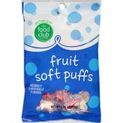 Food Club Fruit Soft Puffs