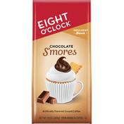 Eight O'Clock Coffee Coffee, Ground, Chocolate S'mores