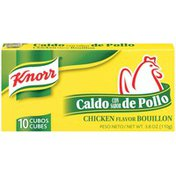 Knorr Hispanic Chicken Cubes Bouillon